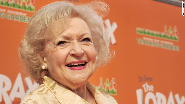 Betty White's roast ceremony had some pleasant surprises.