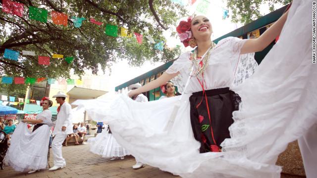 El 5 de mayo encuentra a México en Estados Unidos