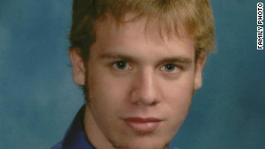 Scott Garlick was months away from his high school graduation when he was fatally gunned down by Horner.