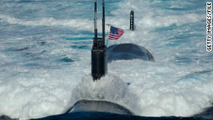 Twenty-four women were the first to be assigned to U.S. submarines in 2010.