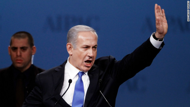 Israeli Prime Minister Benjamin Netanyahu has come under fire from former Israeli security chiefs for his hawkish stance on Iran.