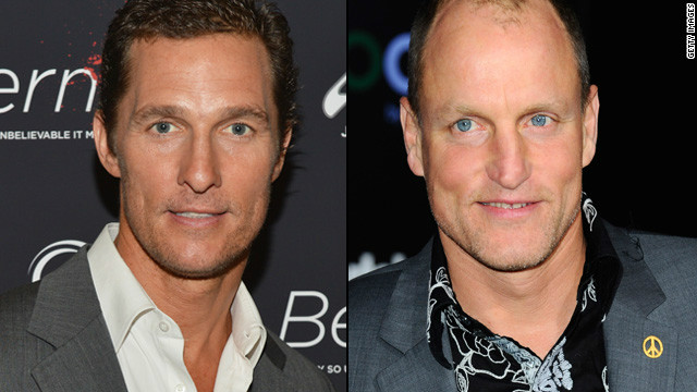 McConaughey, Harrelson land new HBO show?