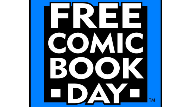 Rejoice, Free Comic Book Day is here!