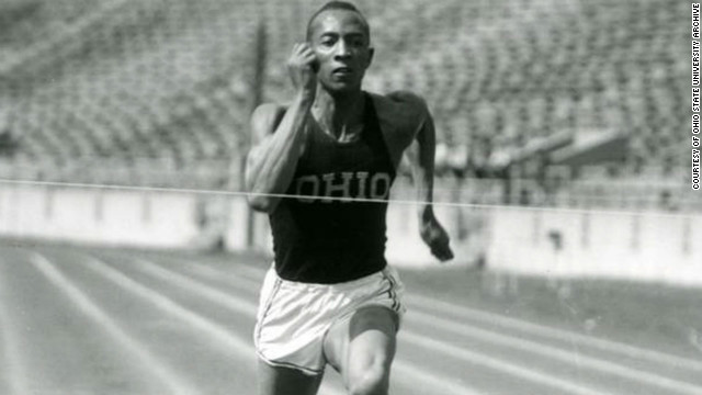 Documentary explores Jesse Owens' life beyond victory