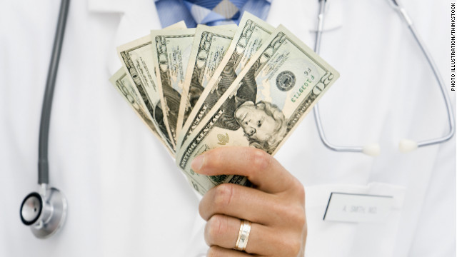Seriously? Doctors say they're underpaid