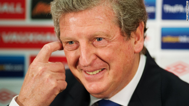 England manager Roy Hodgson enjoyed success in Europe before managing Fulham, Liverpool and West Bromwich Albion in the Premier League. He had a spell in charge of Inter Milan as well as the Swiss national side.