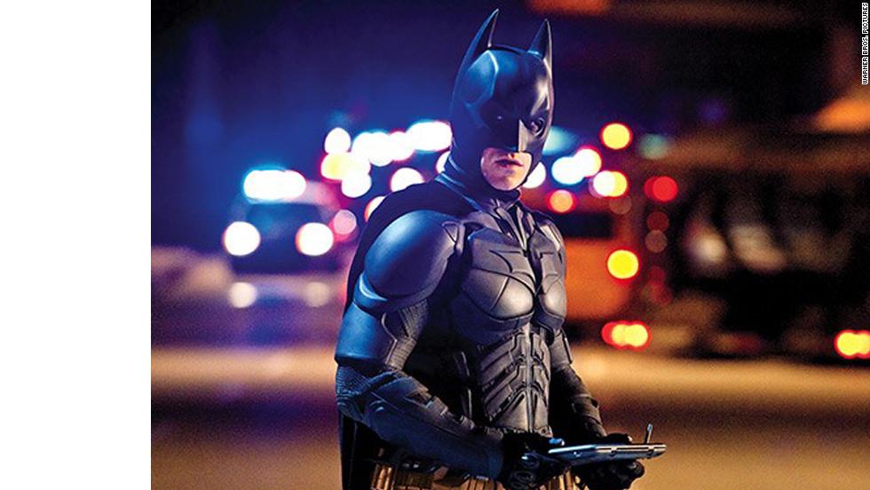 ", Christian Bale has been driving the Batmobile since 2005's ""Batman ..."
