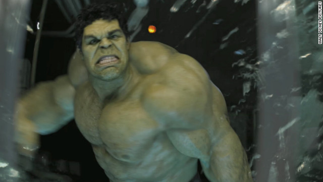 Mark Ruffalo's Hulk donned the superhero's iconic purple pants in &quot;The Avengers.&quot; Eric Bana and Edward Norton played Bruce Banner in &quot;Hulk&quot; (2003) and &quot;The Incredible Hulk&quot; (2008), respectively. Bill Bixby played David (yes, not Bruce) Banner and Lou Ferrigno his monstrous alter ego in the TV series that aired from 1977 to 1982.