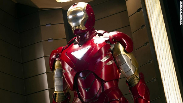 Robert Downey Jr. brought Iron Man to life in 2008, and then again in 2010. In &quot;The Avengers,&quot; which hits theaters in May, the superhero shares the big screen with a few of his crime-fighting counterparts.