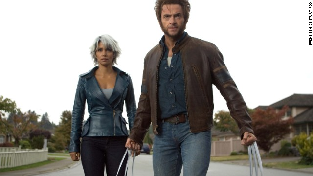 "Halle Berry's Storm and Hugh Jackman's Wolverine became fan favorites when ""X-Men"" hit theaters in 2000. The pair have also appeared in the series' many sequels, including ""X-Men: Days of Future Past"" this year. (Wolverine has even had two movies of his own.)"