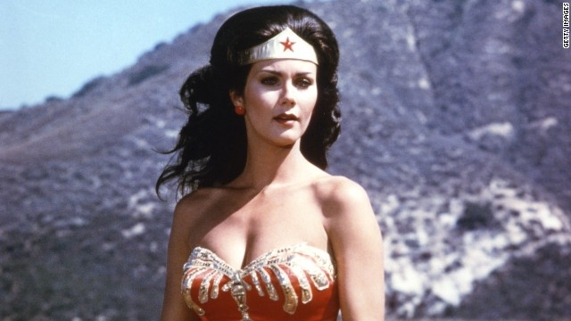 Lynda Carter's Wonder Woman fought crime on the small screen in &quot;The New Adventure's of Wonder Woman,&quot; which premiered in 1975. Several &quot;Wonder Woman&quot; reboots have since tried and failed.