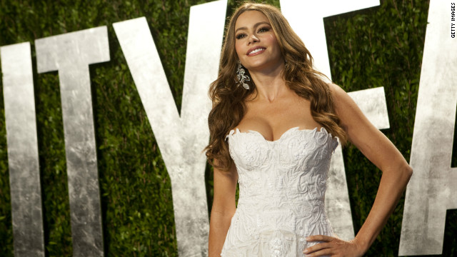 Sofia Vergara named highest-paid TV actress