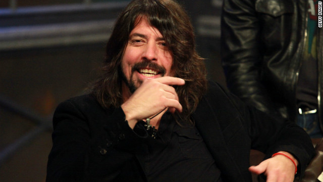 Dave Grohl to direct documentary