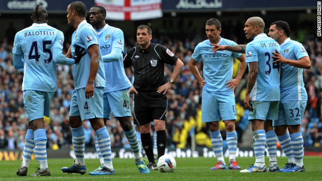 Manchester City moved up the rankings from 10th last year to 3rd in 2012, thanks to an average annual salary of $7.4 million for its players. It's a 26% increase on last year and demonstrates the wealth of the English club's owner Sheikh Monsour.