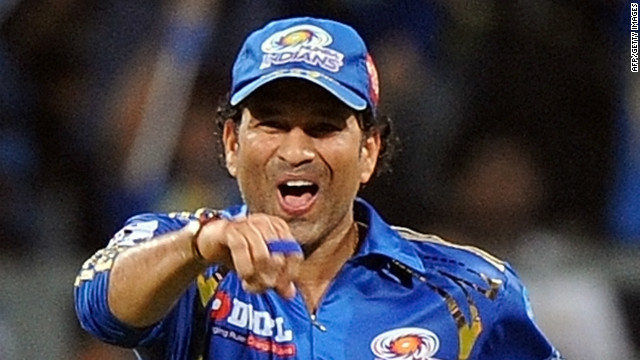 Tendulkar: From cricket to politics