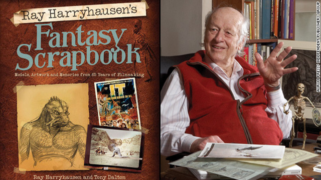 The Throwback: Ray Harryhausen's 'Fantasy Scrapbook'