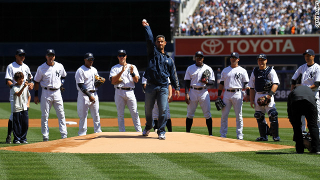 Baseball's New York Yankees have continued to fall in the rankings -- dropping from No. 1 in 2010 to sixth this year. But the MLB team's players can still take comfort from an average yearly salary of $6.1 million -- around �118,968 a week.