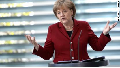 Merkel: Sacrifices had to be made