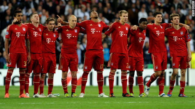 Also rising in the rich list was Germany's Bayern Munich, up from 12th place last year. Players boasted a yearly salary of $5.9 million, taking home $113,609 a week.