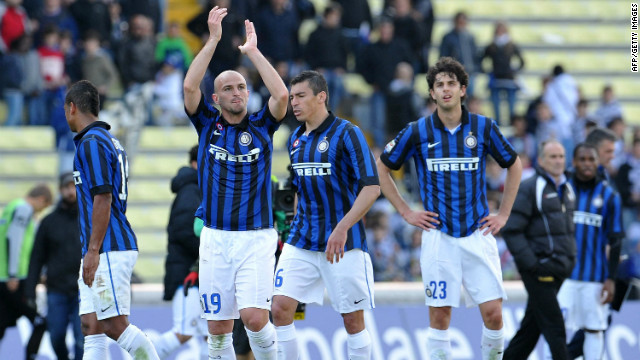 Internazionale sneaked into the top 10 with an average yearly salary of $5.7 million for its players. It's a family affair for Italian oil tycoon Massimo Moratti, whose father Angelo also owned the club in the 1950s and '60s.<br/><br/>