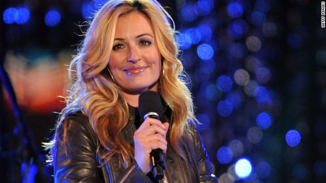Cat Deeley, host of Fox's 