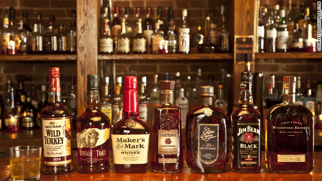 Pour one out for the end of Bourbon Heritage Month