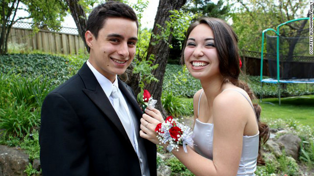 Popular with girls, Ryan attended three proms -- two junior proms at different high schools and one senior prom -- in the spring before his accident.
