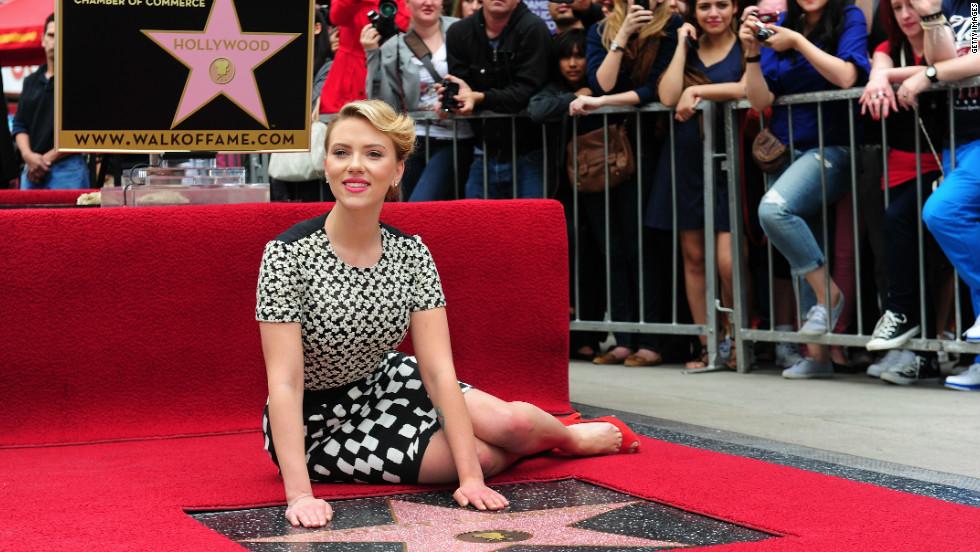 Scarlett Johansson se casará por segunda vez
