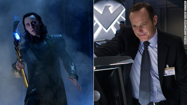 Clark Gregg, Tom Hiddleston return to the world of 'The Avengers'