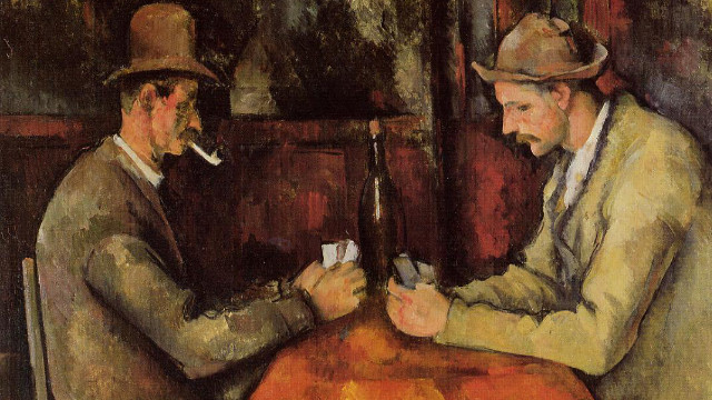 "In a private sale in 2011, Qatar's royal family paid more than $250 million for ""The Card Players,"" a post-impressionist painting by French artist Paul Cezanne. It was the most ever paid for a work of art, <a href='http://www.vanityfair.com/culture/2012/02/qatar-buys-cezanne-card-players-201202' target='_blank'>Vanity Fair reported</a>."