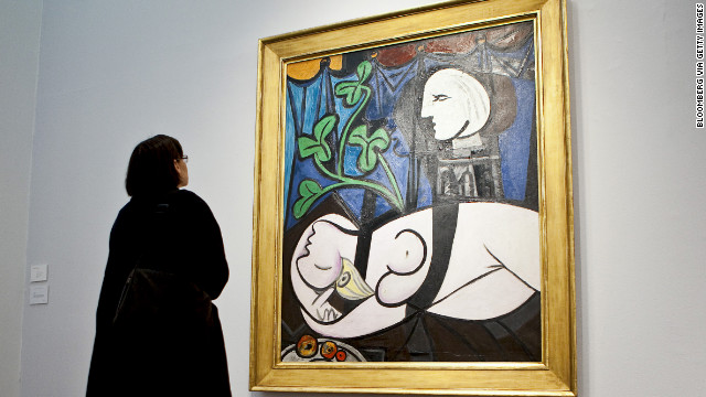 Before &quot;The Scream,&quot; the most expensive artwork sold at auction was Pablo Picasso's &quot;Nude, Green Leaves, and Bust,&quot; which sold at Christie's for $106.5 million in 2010.