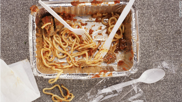 The spaghetti incident: when office lunches go AWOL