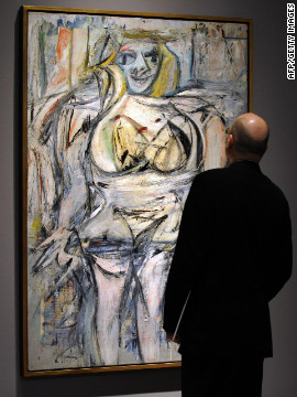 "Billionaire Steven A. Cohen privately purchased ""Woman III"" by Willem de Kooning for an estimated $137.5 million, The New York Times reported in 2006."