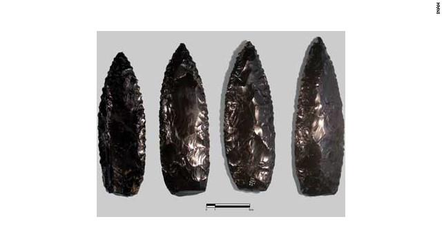 Sangre humana hallada en cuchillos de hace 2.000 años prueban sacrificios humanos