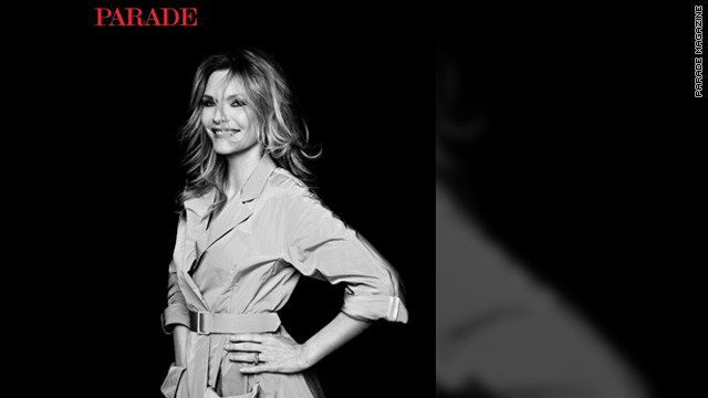 Michelle Pfeiffer on husband David E. Kelley: I got really lucky