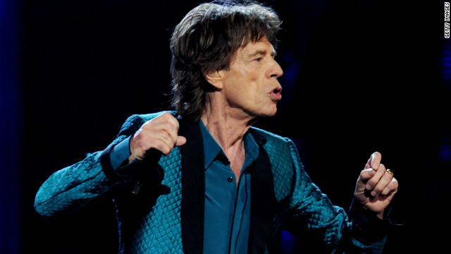 Mick Jagger to host 'SNL' season finale