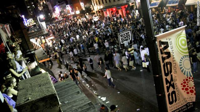 Lo bueno de que el festival SXSW haya llegado a su punto máximo