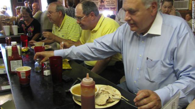 'Last meal' at Harold's BBQ