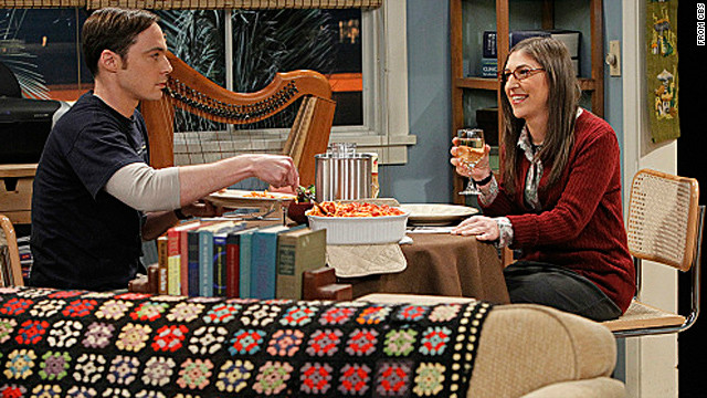 Stuck in relationship 'hell' on 'Big Bang Theory'