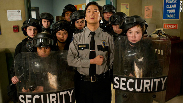 Chang unleashed on 'Community'