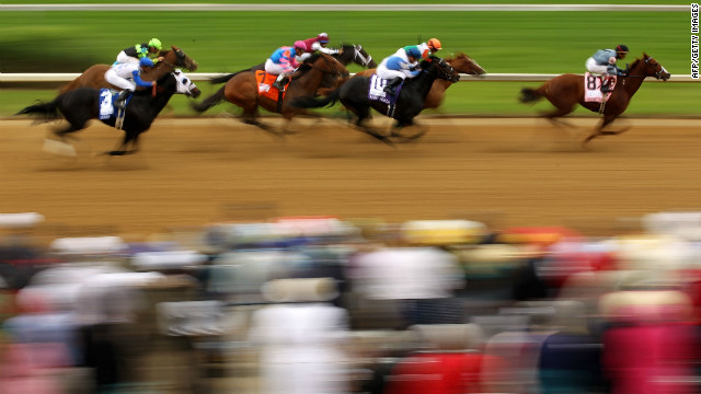 Gotta Watch: Professionals of the Kentucky Derby