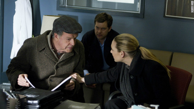 'Fringe' producers prepare for the final chapter