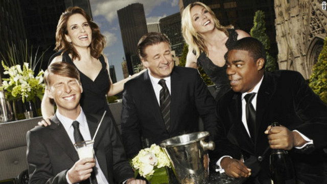 '30 Rock': The 'Queen of Jordan's' big night
