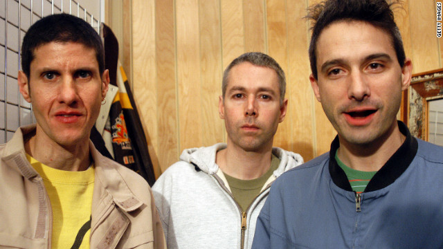 'Adrock' of the Beastie Boys pays tribute to Yauch