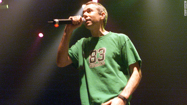 Bands pay tribute to Adam 'MCA' Yauch
