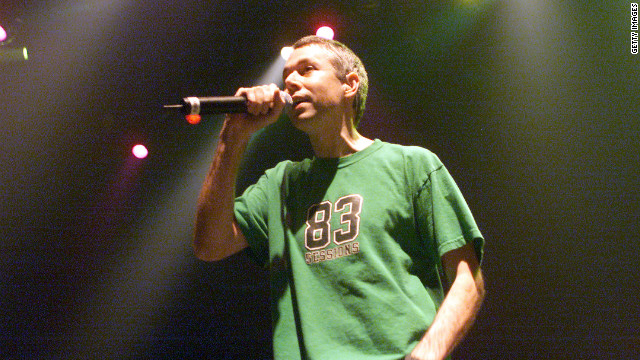 New York Senate honors Beastie Boy Adam Yauch
