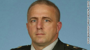 Army Capt. Bruce Kevin Clark \