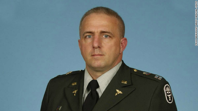 Capt. Bruce Kevin Clark died on May 1 while serving in Tarin Kowt, Afghanistan, about 85 miles north of Kandahar.
