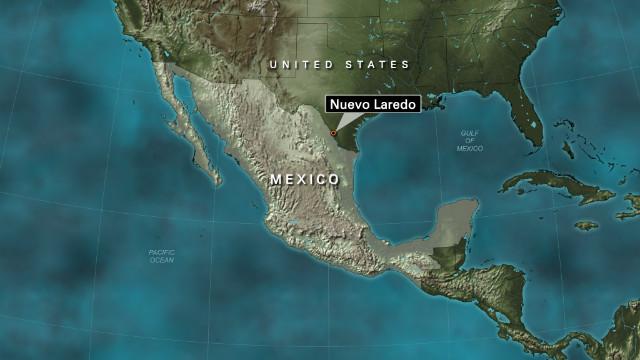 Los cuerpos de 23 personas son encontrados en Nuevo Laredo