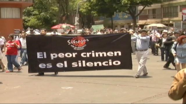 Hallan muerto a periodista secuestrado en México
